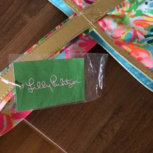 Lilly Pulitzer Bags - NWT Lily Pulitzer Gift set